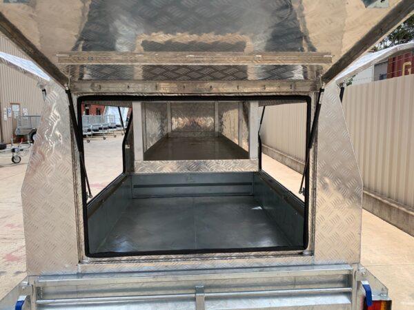 Aluminium Canopy Tradesman Trailer