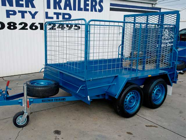 Cattle & Stock Trailers