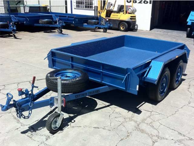 Fully Rolled Trailers